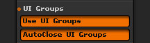 Interface > UI Groups section
