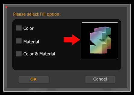 Click the icon to toggle Colorize (Polypaint) on/off