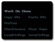 The Work on clone utility
