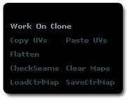 Work on Clone, located in the utility section of the plugin.
