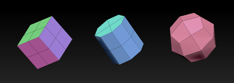 QuickMesh primitives