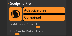 Stroke>Sculptris Pro