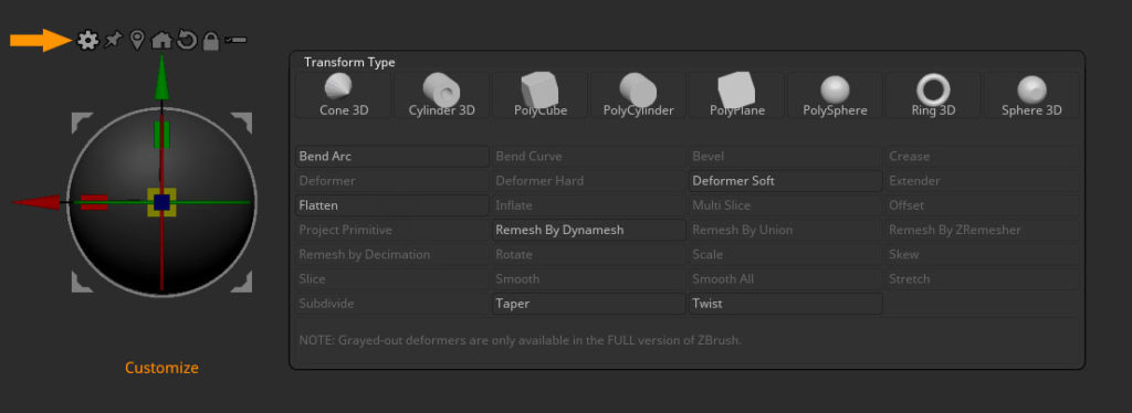 What's New in Core 2018 | ZBrush Docs