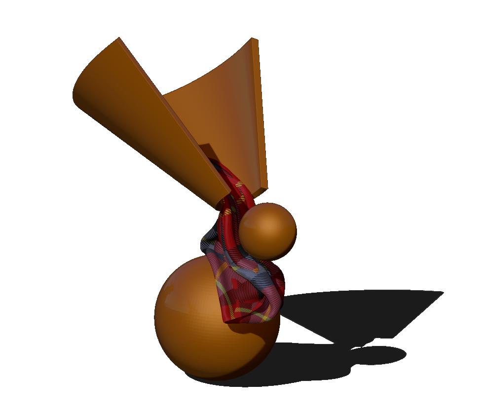 Gravity example