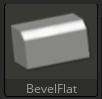 Bevel brushes example